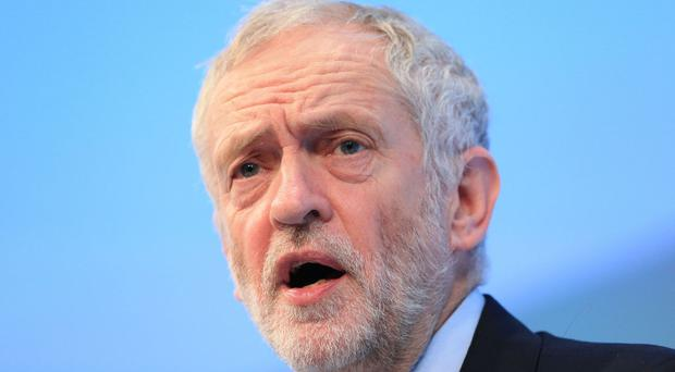 Jeremy Corbyn will say Labour is