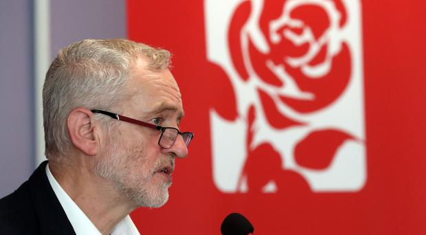 Jeremy Corbyn has called for a national wage cap.