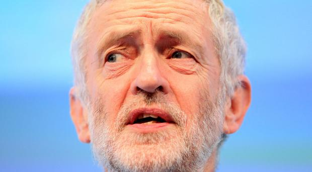 Jeremy Corbyn played down suggestions of a rift with Labour deputy leaderTom Watson