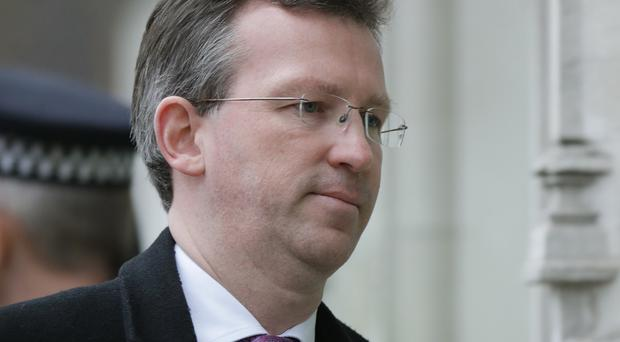 Attorney General Jeremy Wright QC