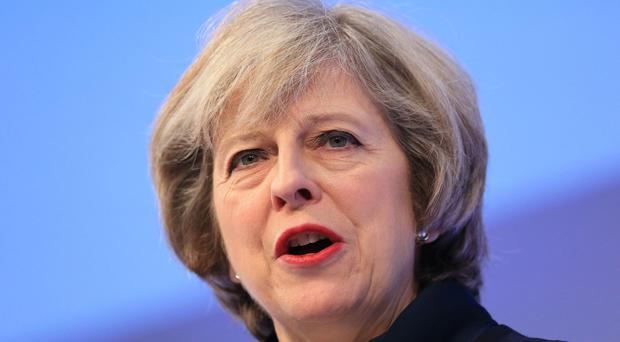 Theresa May set up a blind trust to manage her financial interests