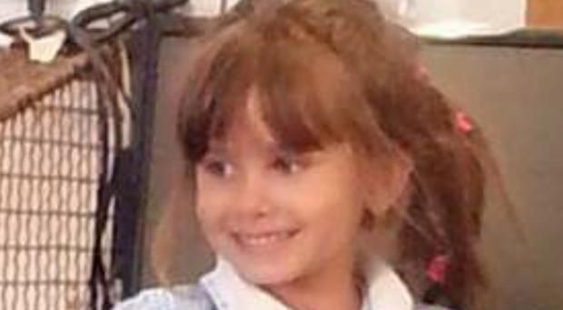 Seven-year-old Katie Rough, who died after an attack in York