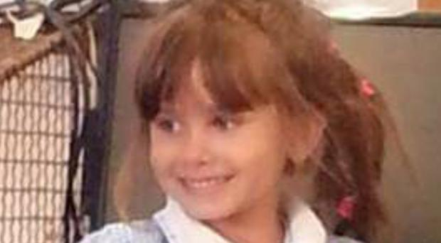 Seven-year-old Katie Rough died after an attack in York