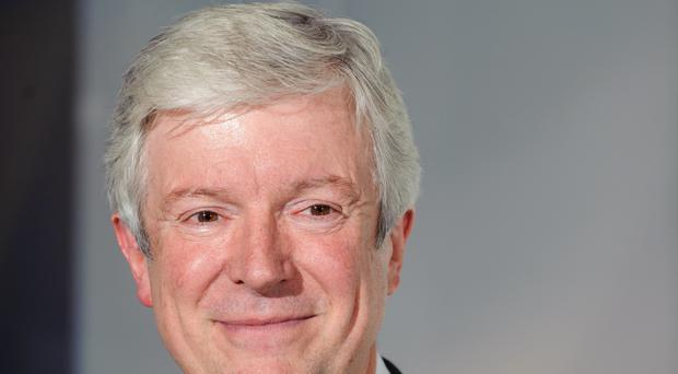 Director-general Tony Hall said he will be pouring all his energies into 'reinventing the BBC for a new generation'