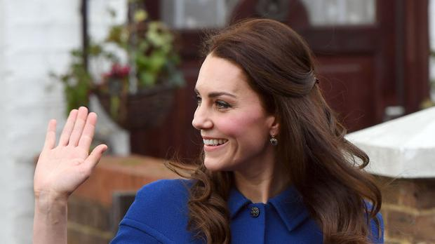 The Duchess spoke to women who have battled problems like depression or difficult upbringings
