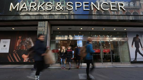 M&S posts best clothing sales performance for six years