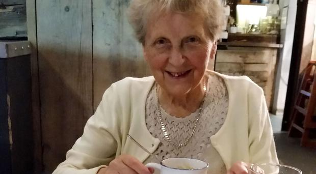 Widowed mother-of-nine Norma Bell was found in her terraced home in Hartlepool after a fire.