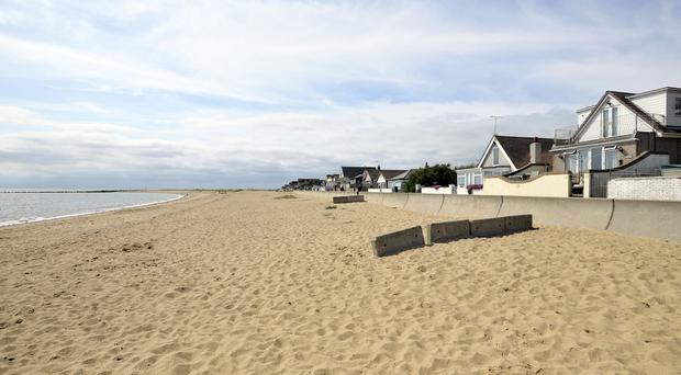 Jaywick, near Clacton in Essex, is facing the threat of flooding due to severe weather