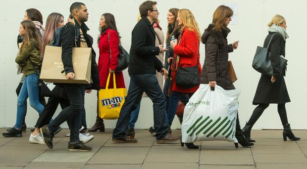 Retailers enjoyed a better-than-expected Christmas as shoppers splashed out over the festive season