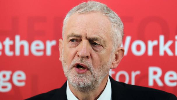Labour Party leader Jeremy Corbyn took up the case at Prime Minister's Questions