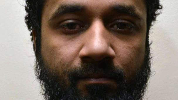 Syed Hoque was sentenced at the Old Bailey