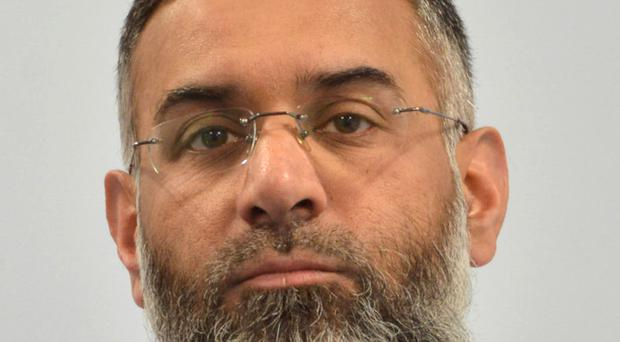 Extremist preacher Anjem Choudary has applied for permission to appeal against his conviction for drumming up support for Islamic State (Metropolitan Police/PA)