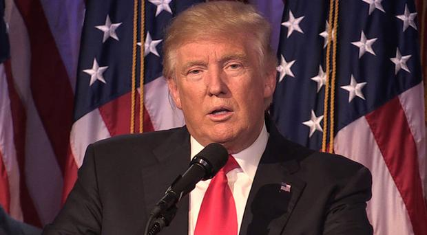 US president-elect Donald Trump has described the dossier as 'fake news'