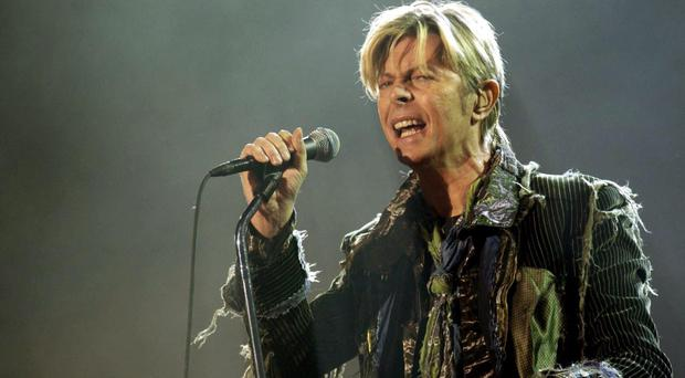 David Bowie made the Brit Award shortlist
