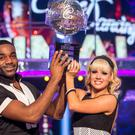 Wayne McGregor applauds BBC show Strictly Come Dancing - won this year by Joanne Clifton and Ore Oduba - for helping people get back in touch with their physical abilities