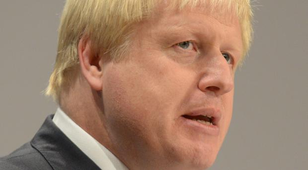 Former Europe minister Chris Bryant says he is certain Moscow will be gathering information on the private lives of top government figures such as Boris Johnson, pictured