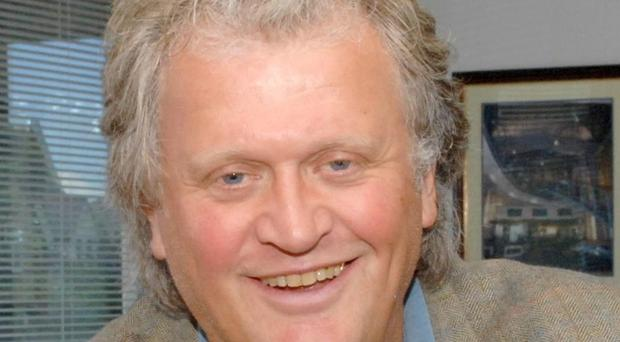JD Wetherspoon chairman Tim Martin said the company remains cautious about the second half of the year (JD Wetherspoon/PA)