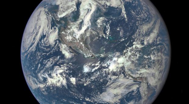 It was another record-breaking year for the Earth, weather wise