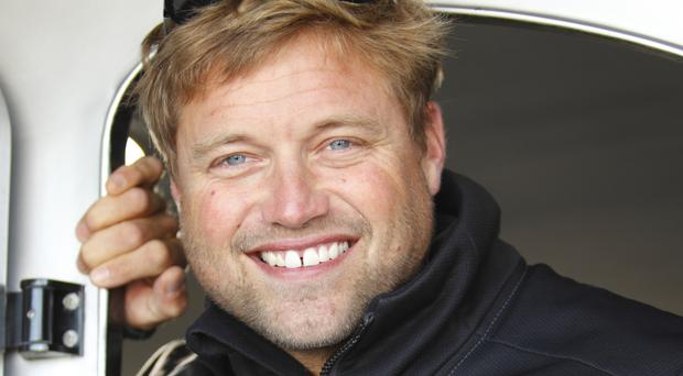 Alex Thomson said he did not think he could win the race