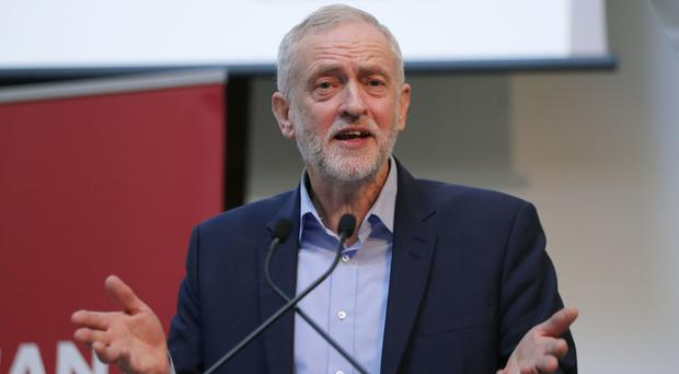 Jeremy Corbyn has previously denied having any connections to or political sympathy for the group.