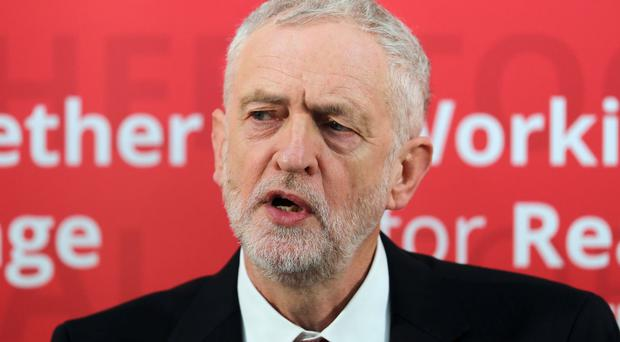 Jeremy Corbyn said he had made it 'very clear' that his party accepts the decision made by the public in the referendum