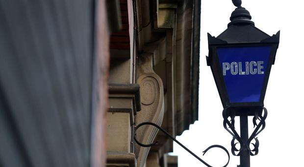 Police said the incident was being treated as an attempted murder