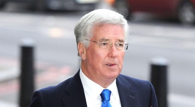 Defence Secretary Sir Michael Fallon has promised the United States will remain Britain's closest security partner
