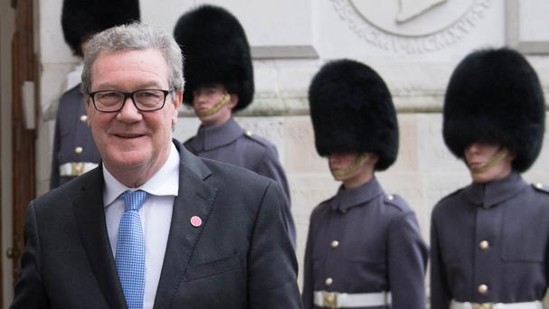 Alexander Downer said Australia is ready to strike a trade deal with the UK