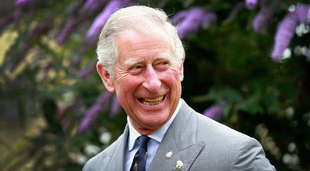 The Prince of Wales has co-written a Ladybird book on climate change