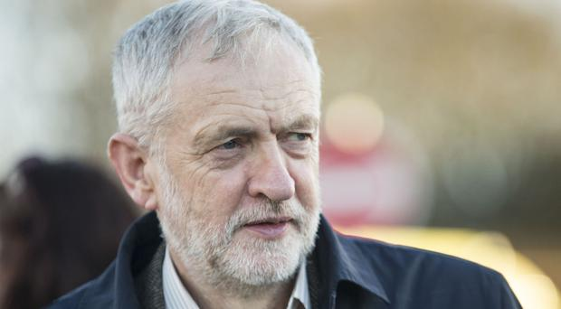 The Labour leader said he was 'not in favour of anybody invading anywhere' and would do everything he can to de-escalate tensions with Russia
