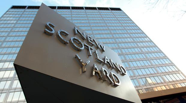 Scotland Yard is investigating a spate of incidents