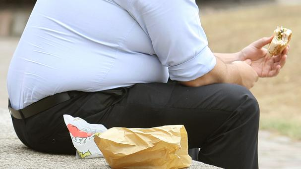 Overweight and obese people dying early saves taxpayers billions and means obesity's impact on the public purse has been overblown, a think tank has claimed
