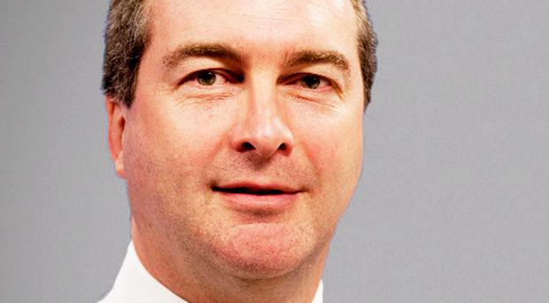 Robert Hannigan was appointed head of GCHQ in 2014 (Foreign and Commonwealth Office/PA)