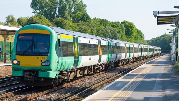 Southern Railway services are being disrupted by a strike.