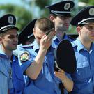 Police in Ukraine have upgraded the case to a murder investigation