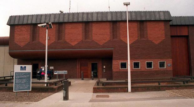 Stock picture of HMP Full Sutton