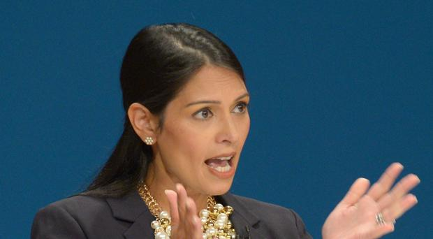 A United Nations push to raise 8 billion US dollars for Syrian refugees has been backed by International Development Secretary Priti Patel
