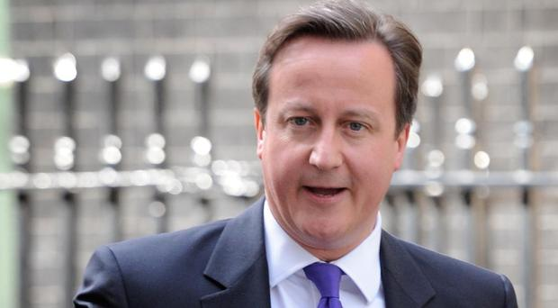 David Cameron is to become president of Alzheimer's Research UK