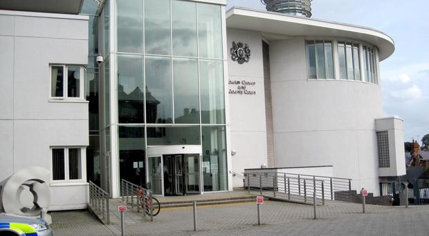 Paula Vasco-Knight is on trial at Exeter Crown Court accused of three charges of fraud between 2012 and 2013
