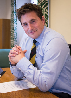 Tory MP Johnny Mercer