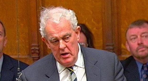Tam Dalyell has died at the age of 84