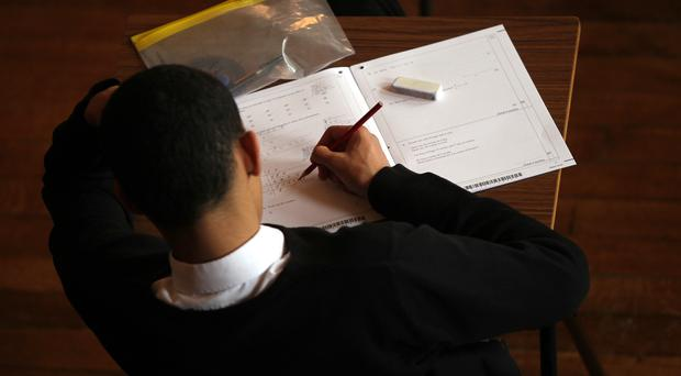 'What this demonstrates is that many parents still favour sending their children to a grammar school, even if it means putting them through the ordeal of taking selection tests'