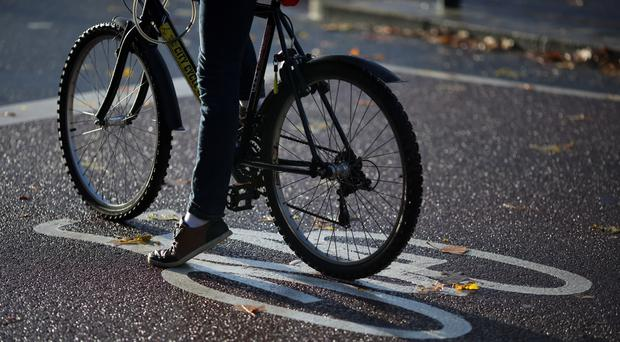 There are about 26 members of Department for Transport staff working on cycling initiatives in either a full or part-time capacity