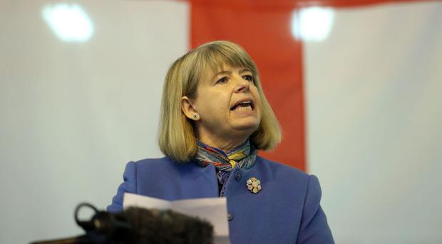 Defence Procurement Minister Harriett Baldwin said the Government was committed to delivering