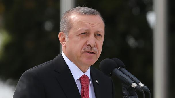 Turkish President Recep Tayyip Erdogan will meet with Theresa May in Ankara