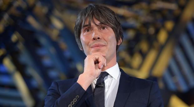 Professor Brian Cox is against the UK leaving Euratom