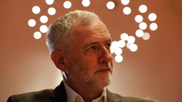 Labour leader Jeremy Corbyn called for greater efforts to demilitarise the eastern border with Russia