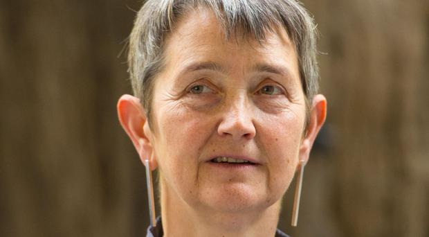 Frances Morris is the director of Tate Modern