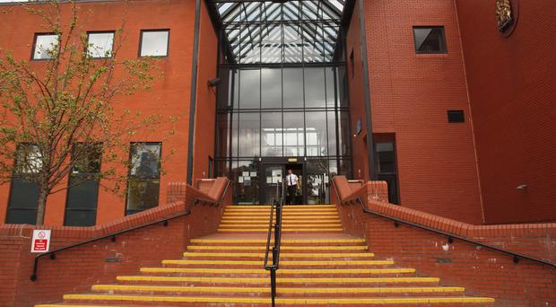 A man and woman facing more than 125 offences are set to go on trial at Leicester Crown Court