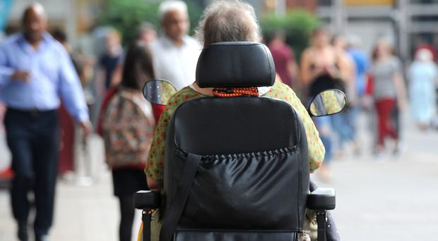 The report drew on experiences of disabled people